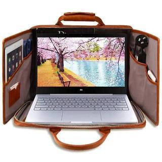 ブリーフケース ビジネスバッグ A4保管 大容量 PC収納 ショルダーバッグ(スーツケース/キャリーバッグ)