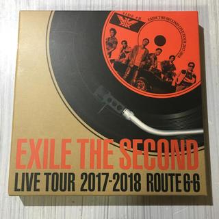 エグザイルザセカンド(EXILE THE SECOND)のSECONDコースター(ミュージシャン)