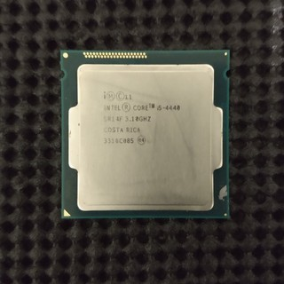 CPU Intel Core i5 4440 (Haswell)動作確認済(PCパーツ)