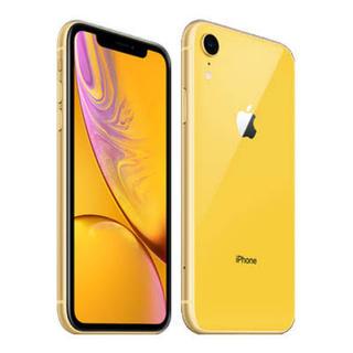アイフォーン(iPhone)のiPhoneXR 64GB 新品(スマートフォン本体)