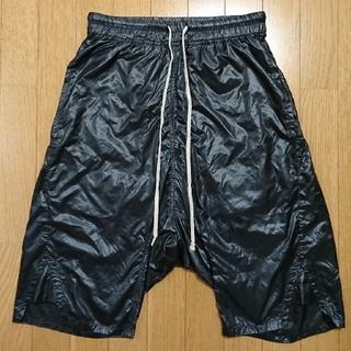 Rick Owens - 【極美品】Rick Owens Pod Shorts ナイロン ポッドパンツ