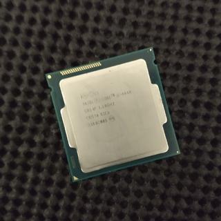 CPU Core i5-4440 (Haswell)動作確認済(PCパーツ)