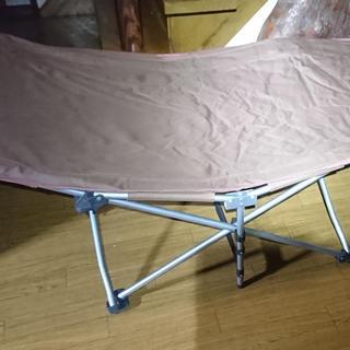 キャンプ  コット モスコ アウトドア ベッド 簡易ベッド(寝袋/寝具)