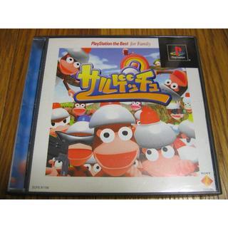 プレイステーション(PlayStation)のPS サルゲッチュ(家庭用ゲームソフト)