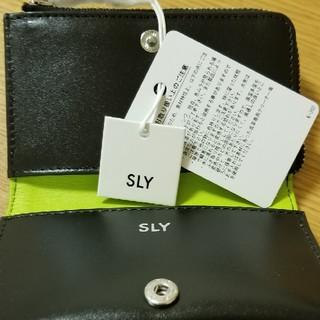 スライ(SLY)のSLYミニウォレット(財布)
