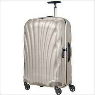 サムソナイト(Samsonite)のコスモライト 中型 パール 68リットル サムソナイト スーツケース 超軽量(スーツケース/キャリーバッグ)