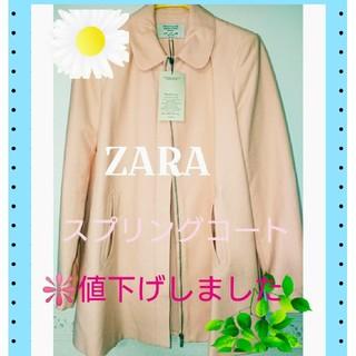 ザラ(ZARA)のZARA  スプリングコート(スプリングコート)