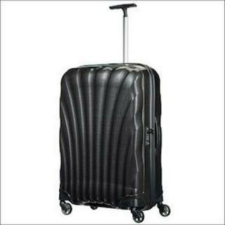 サムソナイト(Samsonite)のコスモライト サムソナイト 中型 68 M ブラック スーツケース 黒(トラベルバッグ/スーツケース)