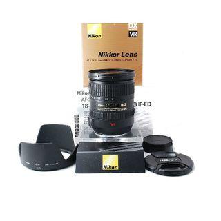 ニコン(Nikon)の★極美品★Nikon AF-S 18-200mm VR(レンズ(ズーム))