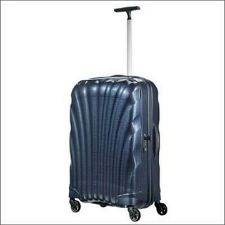 サムソナイト(Samsonite)のサムソナイト ネイビー コスモライト 中型 68 M  スーツケース 超軽量(スーツケース/キャリーバッグ)