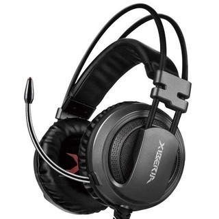 ゲーミングヘッドセット PS4 ヘッドホン 3.5ミリ端子(ヘッドフォン/イヤフォン)