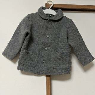 ムジルシリョウヒン(MUJI (無印良品))の無印良品 アウター ジャケット 90サイズ(ジャケット/上着)