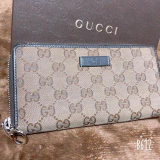 グッチ(Gucci)のGUCCI 長財布 美品(長財布)
