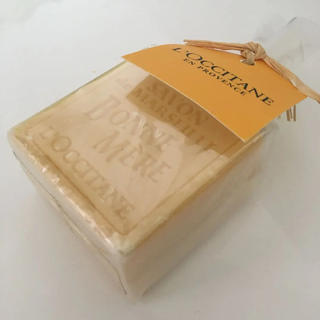 ロクシタン(L'OCCITANE)のハニーソープ(ボディソープ / 石鹸)