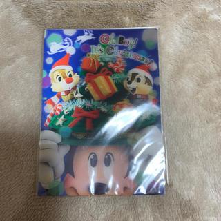 ディズニー(Disney)のディズニー3Dポストカード(キャラクターグッズ)