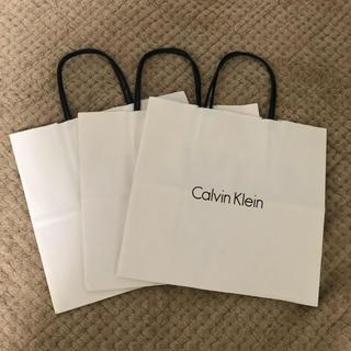 カルバンクライン(Calvin Klein)のカルバンクライン ショッパー(ショップ袋)