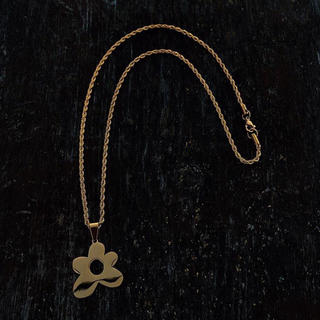 GOLF WANG FLOWER PENDANT NECKLACE(ネックレス)