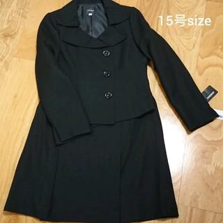 新品☆フォーマルスーツ     15号size(スーツ)