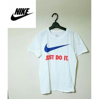 ナイキ(NIKE)の【美品】ナイキ JUST DO IT Tシャツ ナイキスウォッシュ(Tシャツ/カットソー(半袖/袖なし))