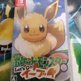 Nintendo Switch - ポケットモンスター レッツゴー イーブイ