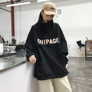 原宿♬韓国系★トップス★ウィンドブレーカー(スタジャン)