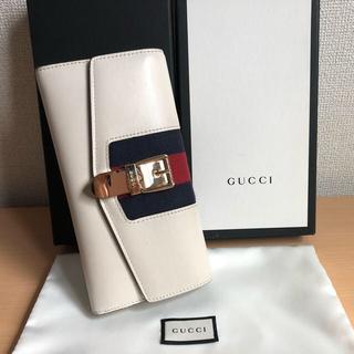 グッチ(Gucci)のGUCCI シルヴィ 長財布(財布)