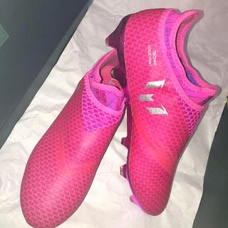 adidas - 最安値adidasサッカースパイク新品未使用