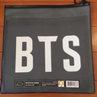 ボウダンショウネンダン(防弾少年団(BTS))のBTS  オフィシャルスローガン(アイドルグッズ)