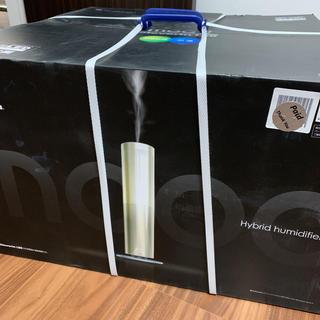 ドウシシャ(ドウシシャ)のドウシシャ 加湿器 ハイブリッド式 クレベリンLED KMHR-701C SI(加湿器/除湿機)