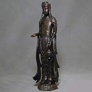 エポック(EPOCH)の和の心 仏像コレクション3 観音菩薩立像 ノーマルタイプ 単品(彫刻/オブジェ)