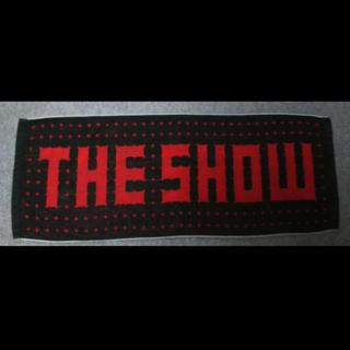 櫻井翔 ソロコン タオル The Show(アイドルグッズ)