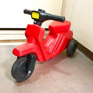 ヤマダ ミニバイク  ストライダー  三輪車  三輪バイク(三輪車/乗り物)