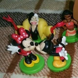 ディズニー(Disney)のチョコエッグ ミッキーとミニー(キャラクターグッズ)