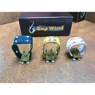 Bop Wind アトラリガチャー (テナーラバー用) レザータイプ(サックス)
