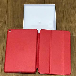 アップル(Apple)のiPad mini 4 純正スマートカバー ケース(iPadケース)