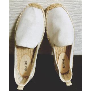 ソルドス(SOLUDOS)のSoludos- shoes (スニーカー)