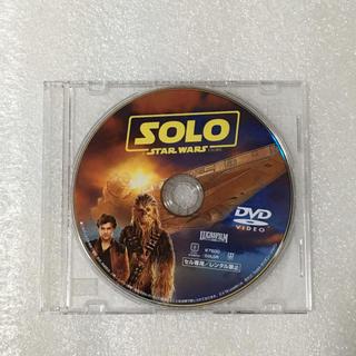 Disney - DVD【ハン・ソロ/スター・ウォーズ・ストーリー】国内正規版