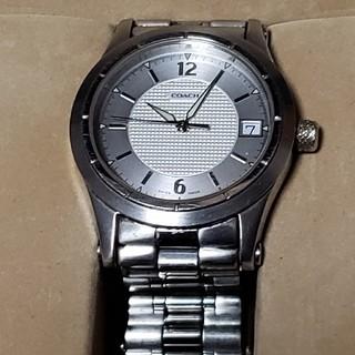 コーチ(COACH)のCOACH  腕時計 メンズ(腕時計(アナログ))
