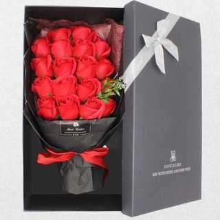 ソープフラワー♡ 赤いバラ 枯れない 贈り物に 誕生日 バレンタイン 成人式(その他)