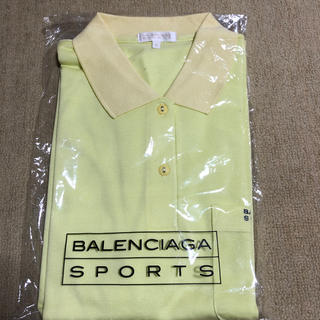 バレンシアガ(Balenciaga)のバレンシアガ  ポロシャツ サイズM 送料無料!(ポロシャツ)