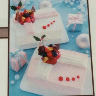 レシピ いちごのギフトケーキ スクエア イベント