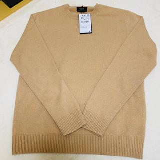 ザラ(ZARA)のZARA 100%カシミヤ ニットセーター(ニット/セーター)