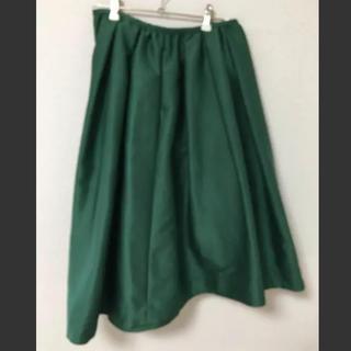 チェスティ(Chesty)のチェスティアシンメトリースカート(ひざ丈スカート)