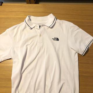 ザノースフェイス(THE NORTH FACE)のポロシャツ 半袖(ポロシャツ)