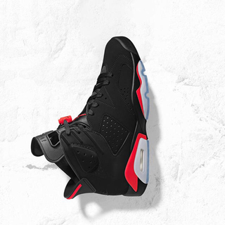 NIKE - NIKE Air Jordan 6 INFRARED 28cm