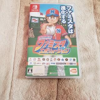 Nintendo Switch - 任天堂スイッチ プロ野球 ファミスタ エボリューション