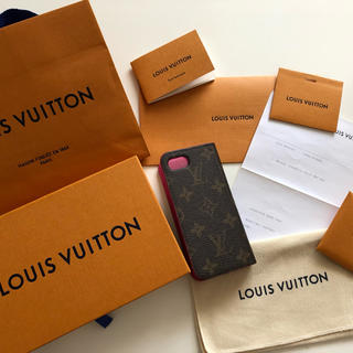 LOUIS VUITTON - モノグラム iPhoneケース