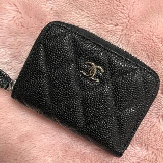 CHANEL - カードケース ミニ財布 コインケース