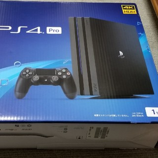 PlayStation4 - 保証あり PS4 pro 1TB 本体 プレステ
