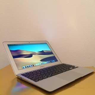 アップル(Apple)の交渉歓迎 美品 Macbook Air(ノートPC)